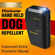 20 Best Sonic Dog Repellents images in 2017 | Dog barking