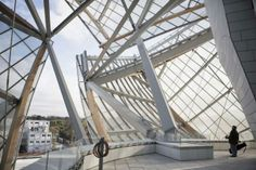 Foundation Louis Vuitton by Frank Gehry. Photography © Fondation Louis Vuitton. Click above to see larger image.