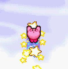 Kirby Memes, Pokemon, Gifs, Animated Icons, Kawaii, Aesthetic Gif, Mega Man, Super Smash Bros, Cute Drawings