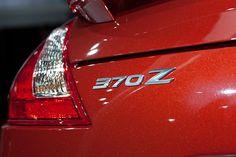 2013 Nissan 370Z taillight