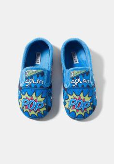 Comprar Zapatillas de estar por casa estampadas TEX (Tallas 31 a 39). ¡ Aprovéchate de nuestros precios y encuentra las mejores OFERTAS en tu  tienda online ... 60d37ea686a