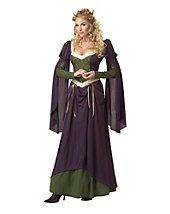Lady In Waiting Women's Costume - renaissance - womens-costumes