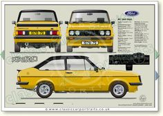 People are angry with Ford because of its scrappage scheme Retro Cars, Vintage Cars, Auto Vintage, Preppy Car Accessories, Ford Rs, Ad Car, Ford Escort, Escort Mk1, Ford Classic Cars