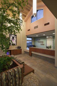 Veterinary Architecture - Veterinary Hospital Design - Atwater Veterinary Center, Atwater, CA