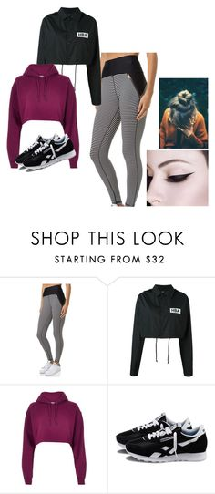 """Todayy"" by fernandezjaneme ❤ liked on Polyvore featuring Stussy, Hood by Air, River Island and Reebok"
