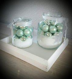 Diy Shower, Christmas Wreaths, December, Jar, Winter, Home Decor, Winter Time, Decoration Home, Room Decor