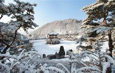 池の八角亭 - WolMyeongDong(キリスト教福音宣教会)