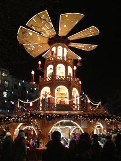 Christmas Market Munich, Germany. So beautiful.
