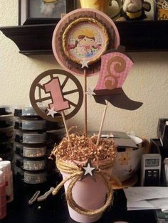 Baby Shower Ides Country Girl 37 Ideas For 2019 Rodeo Birthday, Country Birthday, Horse Birthday Parties, Cowboy Birthday Party, Farm Birthday, Rodeo Party, Horse Party, Cowgirl Party, Pirate Party