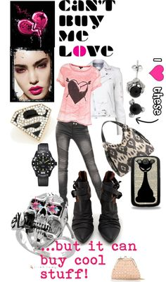 """""""Love  $"""" by stacy-morgan ❤ liked on Polyvore"""