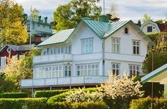 Hus Dalarö Strandväg