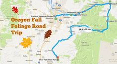 Take This Gorgeous Fall Foliage Road Trip To See Oregon Like Never Before