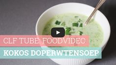 Foodvideo: Kokos doperwtensoep