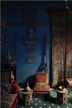 Palacio de Lebrija. Vanity Fair Spain. Photo Simon Watson / Sacred Spaces <3