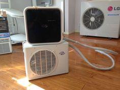 Mini Split Air Conditioner Portable Diy Air Conditioner, Hacks Videos, School Photos, Shades Of Green, Order Prints, Life Hacks, Photo Editing, House Design, Phone Cases