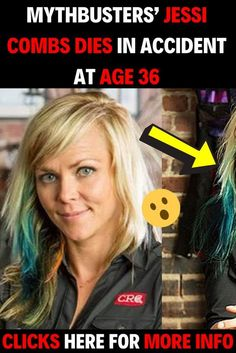 Mythbusters' Jessi Combs Dies in Accident at Age 36 Jessi Combs, Silver Blonde Hair, Jaimie Alexander, Oil Shop, Halloween Drinks, Women's Summer Fashion, Men's Fashion, Pretty Birds, Autumn Street Style