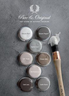 Binnenkort gratis af te halen bij de #pureandoriginal dealers. Ansichtkaart kleuren najaar winter 2013