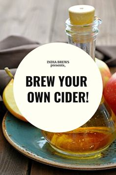 With a simple recipe, minimal equipment and a surplus of apples you can make a delicious sparkling apple cider that'll be ready to drink in a day or so.  The Americans make an unfermented apple juice they call cider, a non-alcoholic drink, whereas the English are famous for their boozy cider.  Click for the complete recipe!