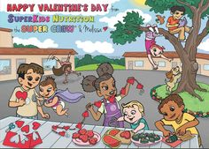 Show your heart some love this Valentine's day with our fun & tasty heart healthy activities!