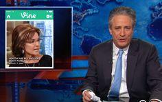 WATCH: Jon Stewart's Definitive Takedown of Fox News—50 Lies in 6 Seconds |via`tko AlterNet