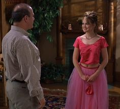 My dream birthday party would be a 10 Things I Hate About You-style prom (complete with '90s ska band) and I would wear Bianca's crop top/tutu combo