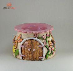 Keramik Duftlampen in außergewöhnlichem Design in liebevoller Handarbeit hergestellt. Echte Unikate für besondere Momente. Ein ideales Geschenk für Individualisten.