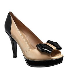 Antonio Melani Emilie Platform Pumps   Dillards.com - just saw these at Dillard's...they are beautiful in person too! Lol didn't want to forget them <3