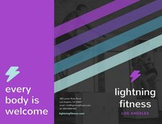203 Best Gym Graphics Branding Images In 2017