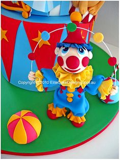 Google Image Result for http://www.elitecakedesigns.com.au/images/Birthday%2520Cakes/circus-carnival-cake-2.jpg