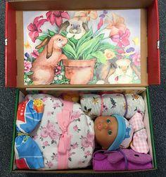 Baby Doll Box Shoebox Ideas, Operation Christmas Child, Shoe Box, Kids Christmas, Charity, Baby Dolls, Lunch Box, Decorating, Children