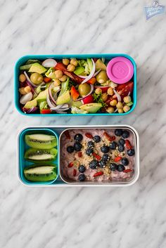 Make bento, not war! Healthy Meal Prep, Healthy Recipes, Work Lunch Box, Easy Vegan Lunch, Food Porn, Toddler Meals, Food Inspiration, Food And Drink, Cooking Recipes