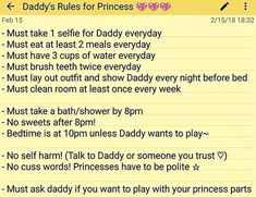 no princess parts tho thats creepy// ik it kinda makes me uncomfortable