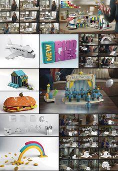 Rewards / US Cellular by Tendril Design + Animation , via Behance