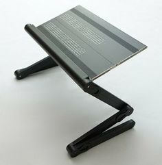 Adjustable laptop riser from Amazon
