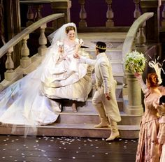 Cinderella' Broadway Opening Night - Curtain Call Pictures