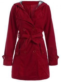 GET $50 NOW | Join RoseGal: Get YOUR $50 NOW!http://www.rosegal.com/coats/long-hooded-wool-trench-coat-897348.html?seid=7849858rg897348