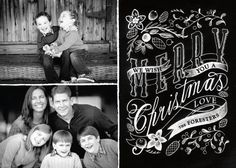 My latest design entry for minted's holiday photo card challenge. Any feedback is appreciated. -- Hand Lettered Merry Christmas Chalk by Becky Nimoy