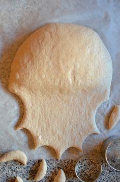Das Mädel vom Land: Neu erfunden Sourdough Bread Starter, Sourdough Recipes, Bread Recipes, Baking Recipes, Bread Dough Recipe, Bread Shaping, Cute Baking, Bread Art, Pastry Art