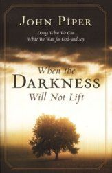 When the Darkness Will Not Lift: Doing What We Can While We Wait for God--and Joy