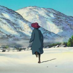 Old Anime, Hayao Miyazaki, Aesthetic Anime, Art Inspo, Character Inspiration, Winter Hats, Manga, Wallpaper, Disney