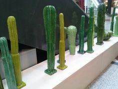 Cactus de arcilla, de Lina Cofán