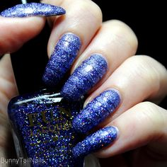 BunnyTailNails: Galaxy Stripes Back!