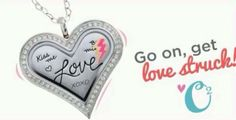 Love Struck Valentines Day by Origami Owl www.karenelliott.origami owl.com Purchase starting January 2 just in time for Valentines day!