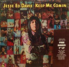 Jesse Edwin Davis | JESSE ED DAVIS / KEEP ME COMIN' 中古 USED