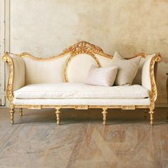 Louis XVI Vintage Daybed @Sarah Chintomby Chintomby Chintomby Chintomby Chintomby Chintomby Chintomby Chintomby Nasafi Grayce