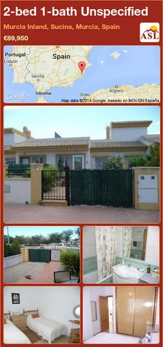 2-bed 1-bath Unspecified in Murcia   Inland, Sucina, Murcia, Spain ►€89,950 #PropertyForSaleInSpain