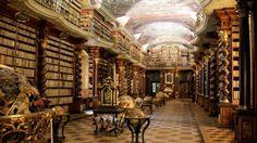 Biblioteca Nacional en Praga - Externa