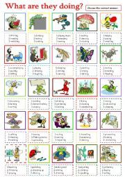 worksheet - Free ESL printable worksheets made by teachers English Verbs, English Vocabulary, English Grammar, English Games, English Activities, English Teaching Materials, Teaching English, English Lessons, Learn English