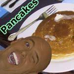 Best cornmeal pancakes ever