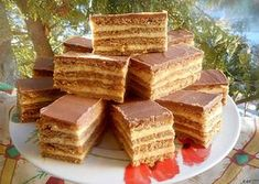 Érdekel a receptje? Kattints a képre! Salty Snacks, Yummy Snacks, Delicious Desserts, Cookie Recipes, Dessert Recipes, Hungarian Recipes, Sweet And Salty, Winter Food, Caramel